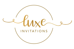 Luxe Invitations Logo