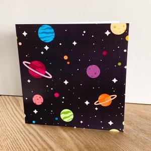 Planets generic card